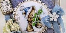 Christmas Cards & Designs / Christmas Papercraft Designs