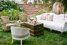 Vintage Chic Wedding / Taking inspiration for the past is all the rage right now, and the pinners at #arizonaweddingsmagazine LOVE all of these ideas!