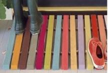 E X T E R I O R / front porches, back decks, entry ways / by GIRLS PEARLS & POWDER