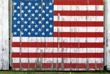 H O L I D A Y : 4 T H / AMERICA IS COMING! / by GIRLS PEARLS & POWDER