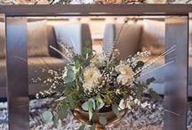 Inspiration: Fall Weddings / The changing of the leaves and cooler temperatures mean it's time for fall! Fall is a beautiful season for weddings in Arizona. Arizona Weddings Magazine favorite fall wedding inspiration!