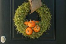 Fall & thanksgiving  / by Megan Pullen