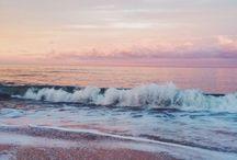 Ocean / by Catherine Hesness Hreachmack