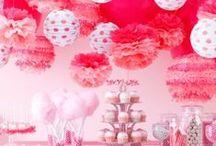 Inspiration: Poppy Pink Hues