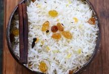Rice Dishes / by Naseeba Khader