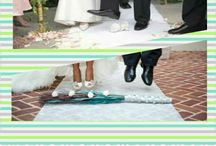 Aaron and Chan's Wedding Day: Love is picking a wedding theme / April 9, 2016