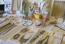 Craft room & craft show ideas