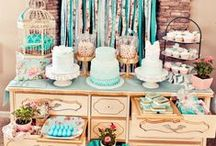 """To Be Wed: Bridal Shower / Before you say """"I Do"""" every Arizona bride needs a party with family and friends! Check out this great bridal shower ideas to inspire your planning process."""