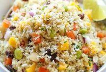 Quinoa / by Naseeba Khader