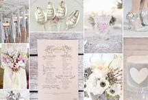 Wedding Themes / Wedding colour and style themes