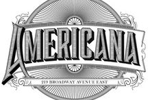 Americana / by Sherry Owens