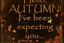 Awesome Autumn / by Sherry Owens