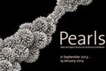 Pearls / Experience the beauty and allure of pearls which across centuries and cultures have long been associated with wealth, royalty and glamour. This autumn together with the Qatar Museums Authority we explore the history of pearls from the early Roman Empire through to present day. What's your favourite item of pearl jewellery? Use #Pearls to pin and link to this board. / by Victoria and Albert Museum