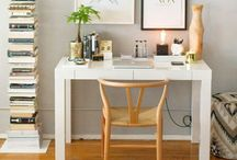 Work Space / Workspace inspiration and ideas.