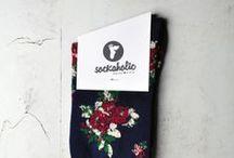 Sockaholic socks 2014