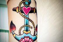 Tattoos 4 me / by Megan Pullen