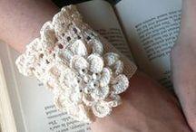 Crochet jewelry / by Croatian Proud