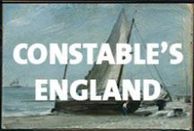 Constable's England / The V&A's collections include hundreds of works by master of landscape John Constable. This board explores the locations depicted Constable's paintings, drawings, and sketchbooks by.