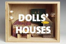 Dolls' Houses / The small stories of the V&A Museum of Childhood's best-loved dolls' houses.