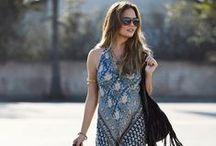 Chrissy Teigen style.