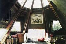 Tiny Houses & Cozy Spaces