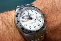 Watches / Watch wishes and actuals