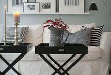 Condo Inspiration / Some interior design inspiration for my condo.