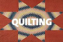 Quilting / by Victoria and Albert Museum