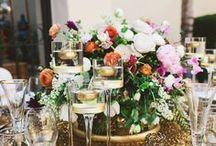 Wedding Day: Flowers