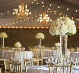 Reception: Design Inspiration / After the ceremony, party down at your dream wedding reception with this inspiration!
