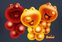 Gelini® - the little things / All about the Gelini Brand and its characters