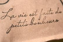 words of wisdom / by Natasha