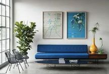Interiors: Mid Century Modern / Mid Century Modern / by Annie Schwebel