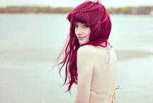 cheveux - hairstyles / by Edith Corbeil