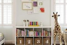 kid's + kid Rooms / by Brittany Ramsey