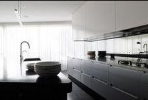 Interiors: Contemporary cool / Organic, minimalist, restrained, industrial / by Annie Schwebel