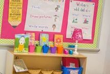 Writing for Kids / Writing, Work on Writing, writer's workshop, creative writing activities, ideas, assessments, lessons, centers, stations, and how to's for teachers in elementary. Includes resources, products, and free printable activities for teachers for Kindergarten and primary students.