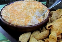 Party Food: Dips / by Jennifer DeCapite