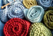 yarn arts / by Traci VanArsdale