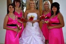 My Wedding Creations / wedding dresses, bridesmaids and men