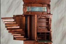 cupboards and drawers / by Susan McDonald
