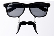My Stache / What makes these so cool? probably the same ingredients as converse takkies and feathers you stick in your hair. Either way i want them all!
