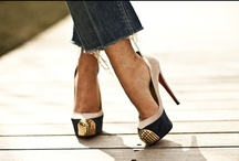 In her Shoes / One of my favorite movies and i drooled at her collection of shoes...one day Steff...one day