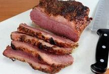 Recipes: Meats / by Jennifer DeCapite