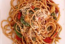 Recipes: Pasta / by Jennifer DeCapite