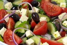 Salads and Dressings / by Jill Ogdie