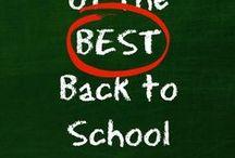 Back to School Galore / by Barbara Platt (Barbara's Beat)