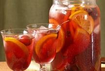 Drinks: Wine & Sangria  / by Jennifer DeCapite