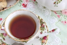 Tea Time / by Wendy Licklider
