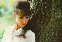 Audrey - Beauty that comes from Within / woman I love and admire, timeless beauty icon
